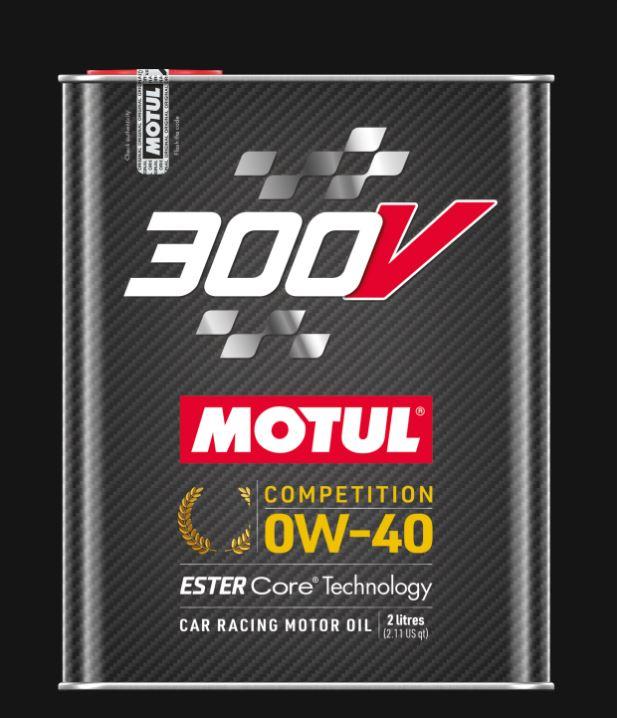 Motul 300V compétition 0W-40