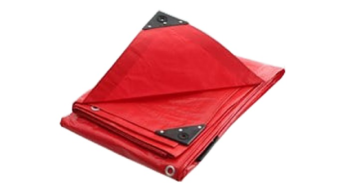 │ DESCRIPTION │ Weight : 200gr/m2 (±5%) 10 x 10/sq.inch, laminated both sides Every grommet by Alumi...