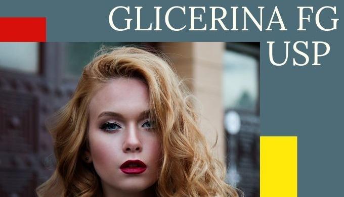 GLICERINA FG  GRADO USP