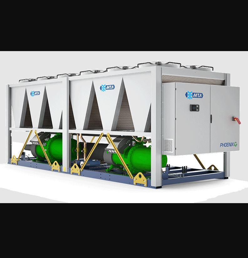 MTA, fournisseur d'équipement industriel, vous présente le refroidisseur de liquide PHOENIX G avec u...