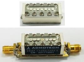 Ku Band SMT Cavity Band pass Filter