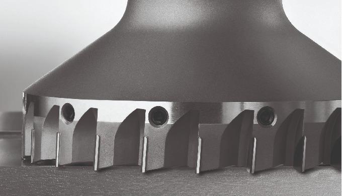 El mecanizado con altos valores de corte y elevados rendimientos requiere el empleo de materiales de...