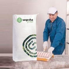 Les sacs à valve SEGEZHA sont des sacs fermés adaptés au remplissage à grande vitesse à travers les ...