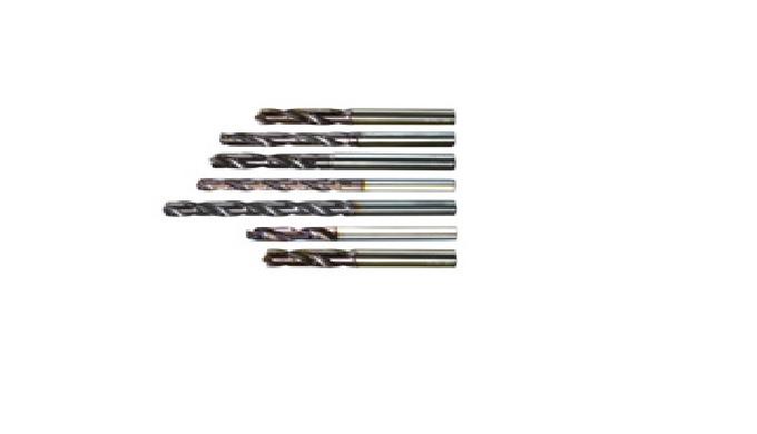 Nástroje na obrábění otvorů - vrtáky s válcovou stopkou - vrtáky z SK - vrtáky s kuželovou stopkou -...