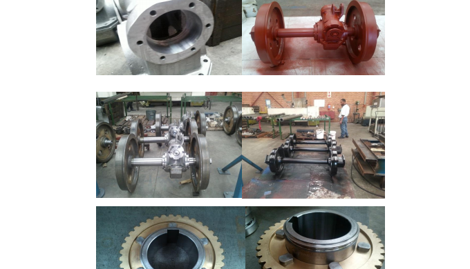 Central Cylinder Services specializes In hydraulic cylinder design, manufacture, and repairs, CNC ma...