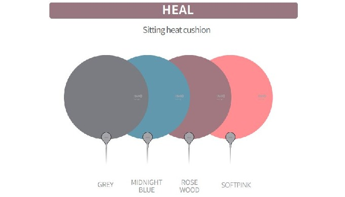 INKO Smart  Heating Mat HEAL
