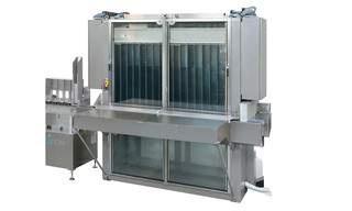 Einheit zur Inkubation der beschichteten MikrotiterplattenKann in eine Linie integriert werdenStand-...