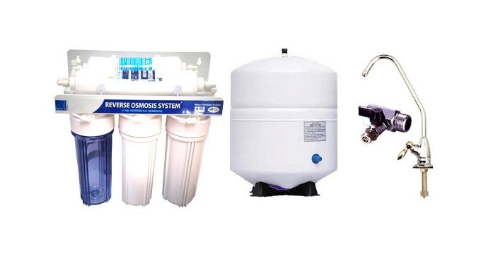 Undersink Purifier UV Filter System_HR-800-101
