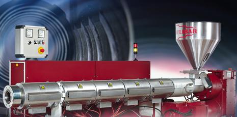 bestehend aus genuteter Einzugszone, Plastifizierzylinder mit Axial- oder Wendelnuten sowie Barriere...