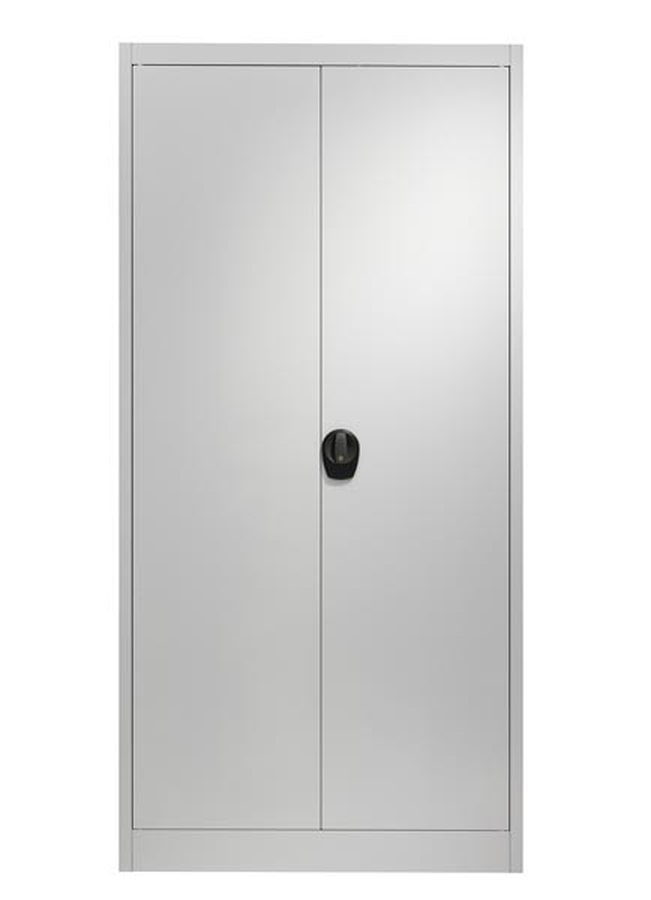 div. Grössen / Farben Mit Flügeltüren und vier Fachböden Stabile, 0,77 mm starke, einbrennlackierte ...