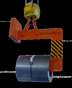 Pevná ocelová konstrukce z pevnostních ocelí pro extrémní nasazení. Díky konstrukčnímu uspořádání vy...