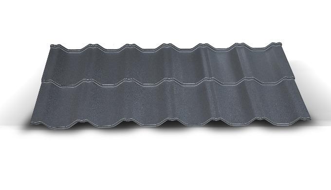 Modular roofing sheet - HORNVAL H2