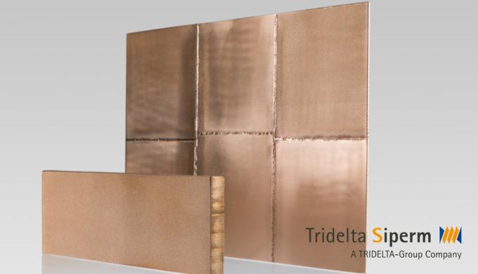 Werkstoff SIPERM® B Bronze CuSn 10 hochporös Temperaturbeständigkeit: 200°C oxidierende Atmosphäre /...