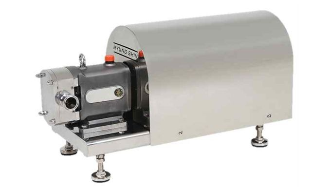 Lobe Pump   Positive displacement pump