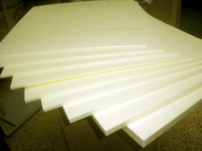 Плиты теплоизоляционные пенополиуретановые