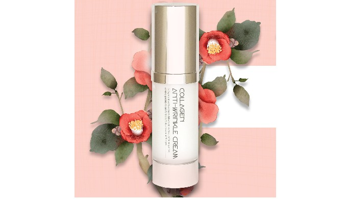 Collagen anti-wrinkle cream