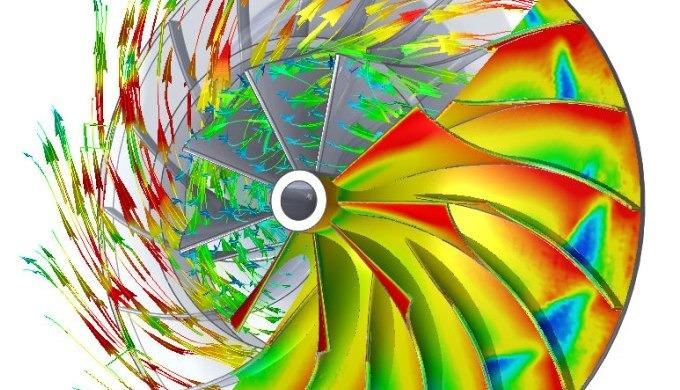 FloEFD est un Logiciel mécanique des fluides intégré aux principaux logiciels CAO tels que Creo, CAT...