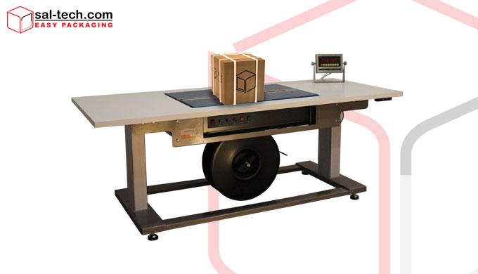 Minimér ubehag med STEP Ergo Strap Table. En veldesignet strapping løsning der står for at opnå effe...