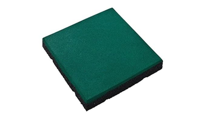 Our anti-vibration recycled rubber floor mats are recycled 100% from waste truck tires which 2 main ...