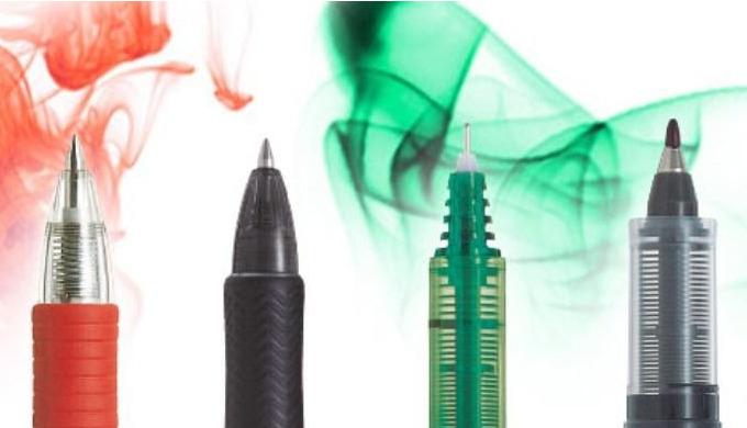 Гелевые ручки и их разнообразные захватывающие функции