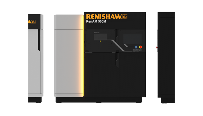 Renishaw Ledande med sin SLM-teknologi Renishaw erbjuder en helhetslösning för system för additiv ti...