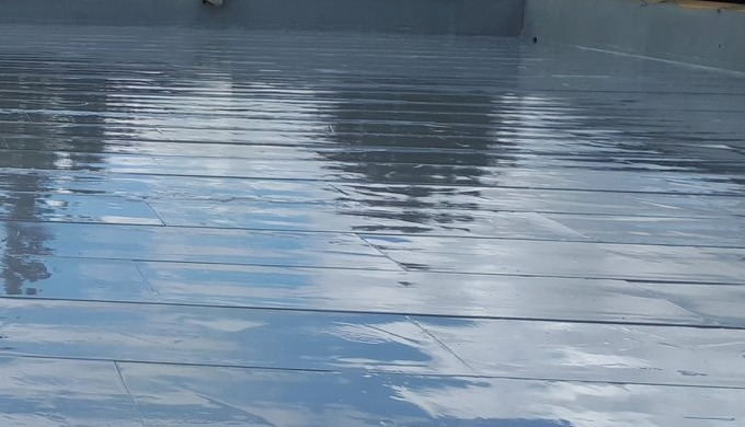 Souplethane 5 ATE : In situ resin-based liquid waterproofing system for inaccessible roofs, technica...