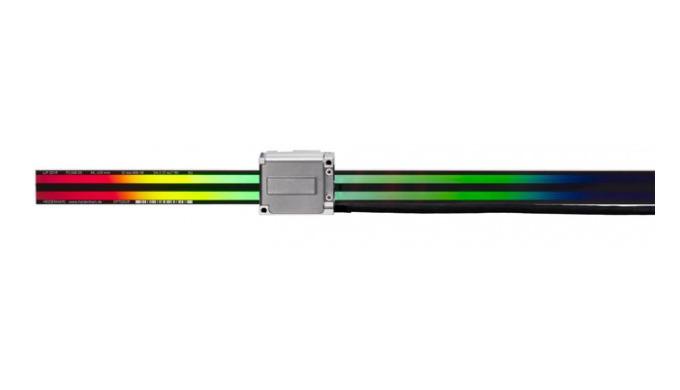 LIP/LIF/LIC 适用于超高真空技术的敞开式光栅尺