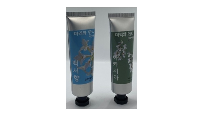 Functional natural hand cream series