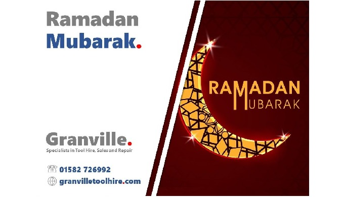 All of us at Granville would like to wish all of our customers Ramadan Mubarak.
