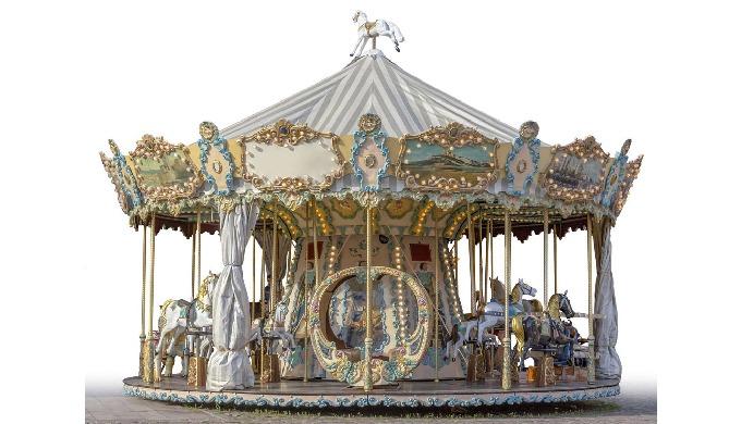 Le carrousel classique 1900 est également appelés « carrousel français » ou « carrousel vénitien« . ...