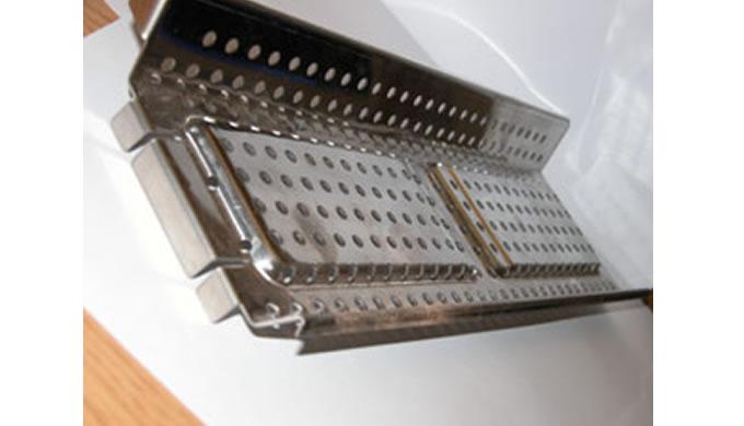 Metal Pressings & Pressed Metal Assemblies by James Hutton Pressings