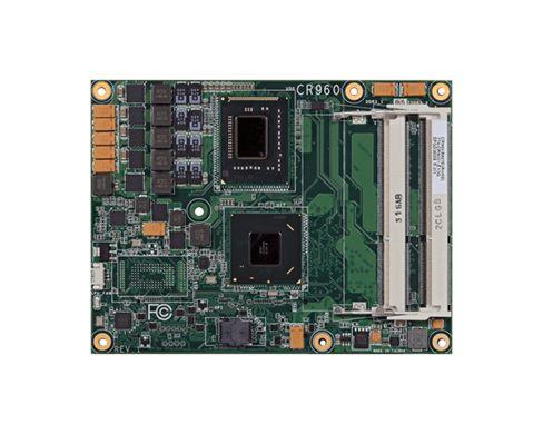 3rd Gen Intel® Core™, Intel® QM77 Chipset Rich I/O: 1 Intel GbE, 4 USB 3.0, 8 USB 2.0 Multiple expan...