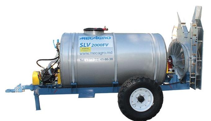 Maşina de stropit SLV-1500/2000 FV