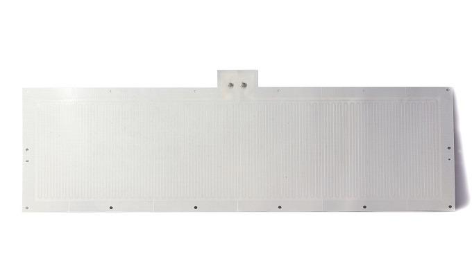 PTFE Woven Fabric Heater