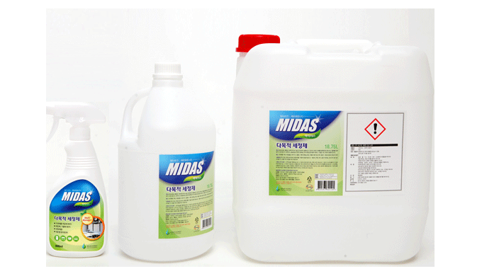 MIDAS MULTI-PURPOSE CLEANER