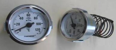 Термометр капиллярный Pakkens