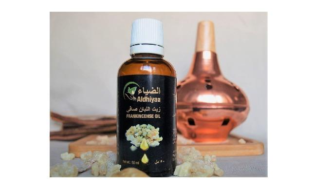100% kadidlový olej Aldhiyaa Frankincense Oil 50ml Hodnoceno 4.50 z 5 na základě 2hodnocení zákazníků(Hodnocení: 2) 490