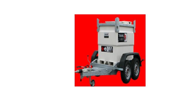 Remolques de carretera que permiten una fácil maniobrabilidad y transporte de combustible.