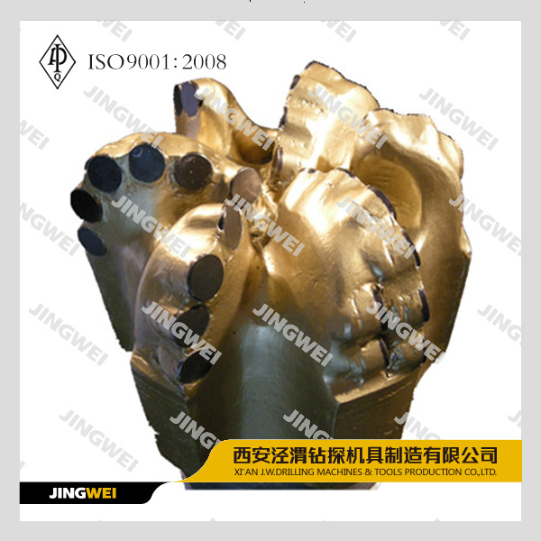 PDC (Polycrystalline Diamond Compact) is composed of diamond micron powder and cemented carbide line...
