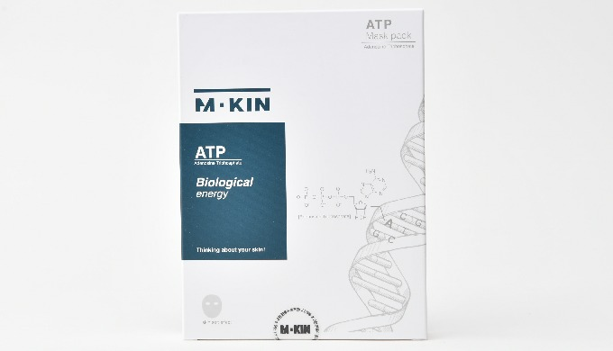 M-KIN ATP  Biological Energy  Mask Pack