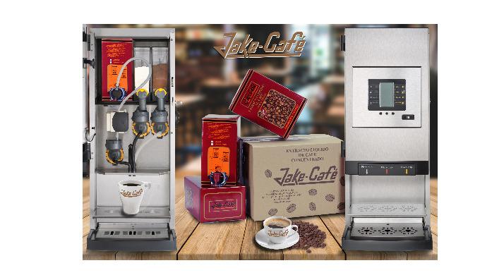 Máquinas Dispensadoras de Café