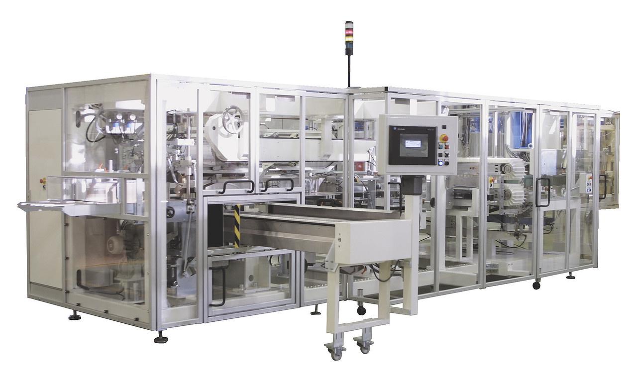 Packaging Machine PAKSIS D7