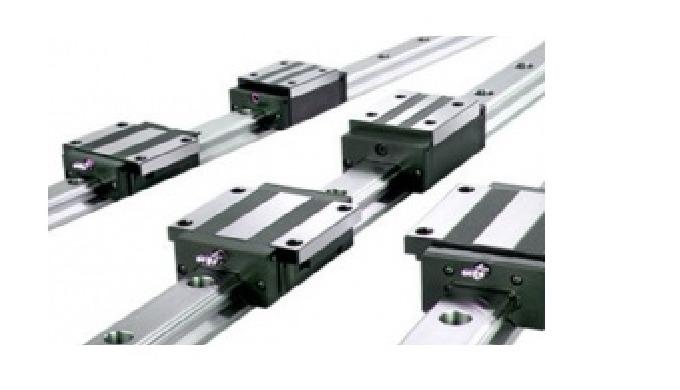 Prvky pro lineární vedení, lineární moduly