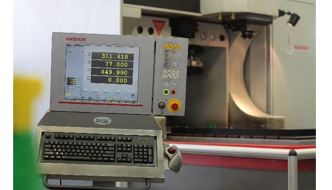 5 - osé CNC obrábění