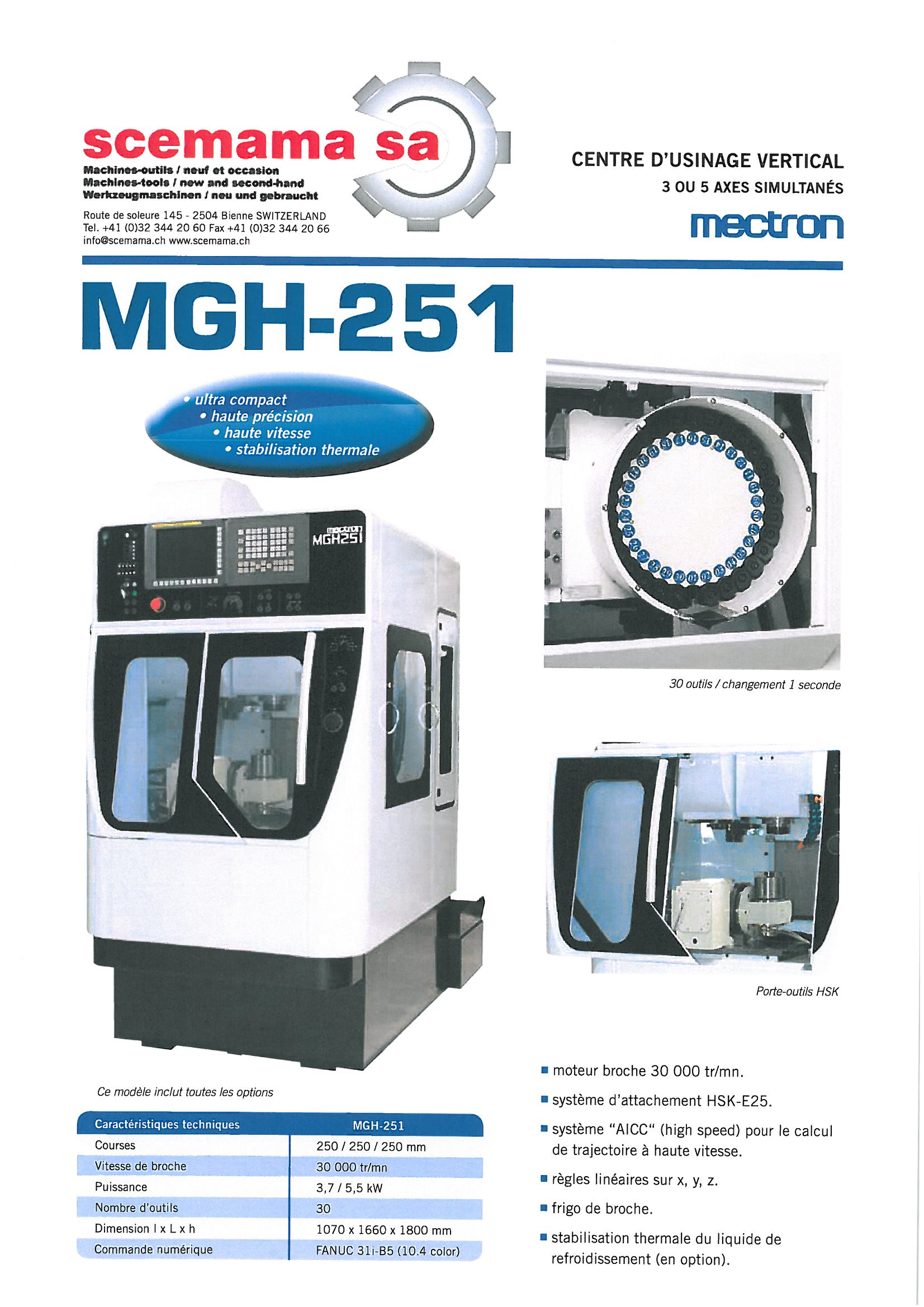 Mectron MGH-251