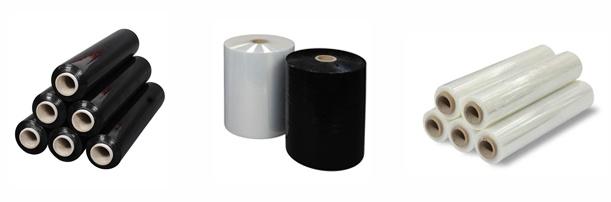Obalové materiály - stretch fólie se používají v téměř každém průmyslovém odvětví. Slouží k balení v...