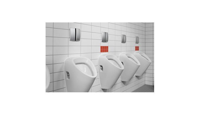 Hygiene im Sanitärbereich