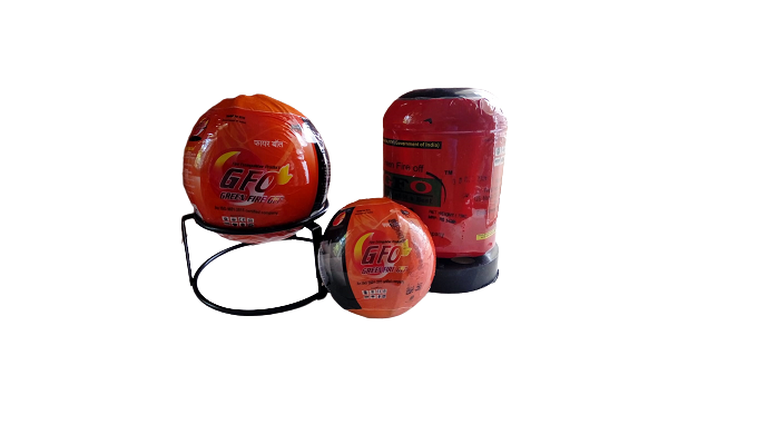 ANUSRI Enterprises is a Master Distributor in Telangana for GFO brand Automatic Fire Extinguisher pr...
