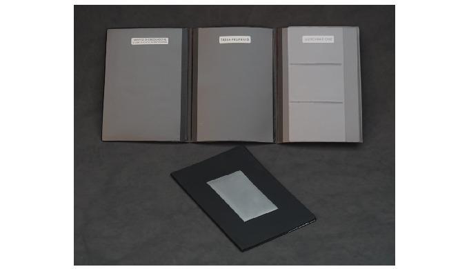 Portadocumenti Auto e Porta Documenti Moto Produciamo e personalizziamo portadocumenti auto, porta d...