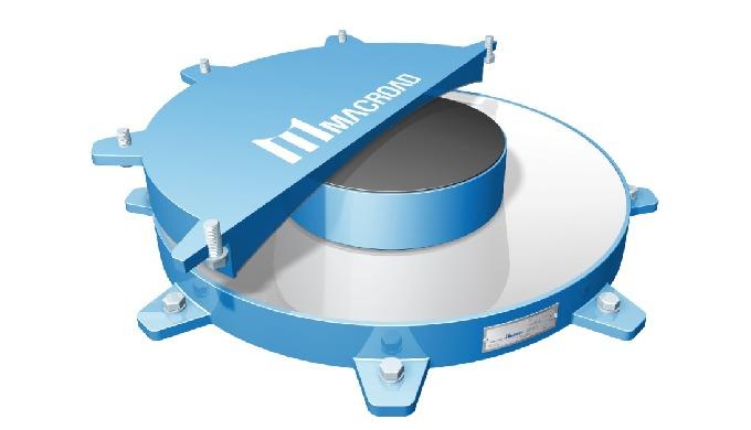 Friction Isolation Pendulum FIP® / FIP-D® A bridge bearing with pendulum-moving ball bearing system ...
